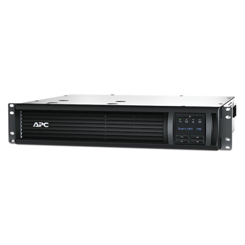 ИБП APC by Schneider Electric Smart-UPS 750VA, SMT750RMI2U