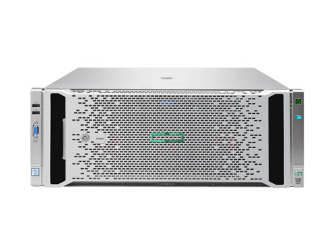 "Сервер HP Enterprise ProLiant DL580 Gen9 2.5"" Rack 4U, 816817-B21"