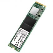 Картинка Диск SSD Transcend PCIe SSD 110S M.2 2280 512GB PCIe NVMe 3.0 x4, TS512GMTE110S