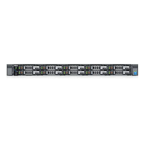 "Сервер Dell PowerEdge R630 2.5"" Rack 1U, 210-ACXS-30"