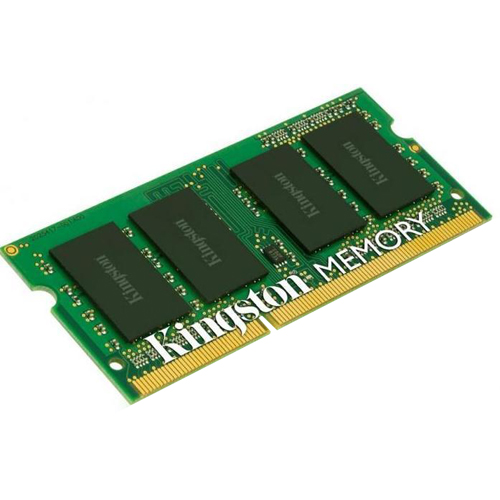 Модуль памяти Kingston ValueRAM 2GB SODIMM DDR3 1333MHz, KVR13S9S6/2