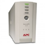 Картинка ИБП APC by Schneider Electric Back-UPS 500VA, BK500EI