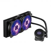 Картинка Радиатор Cooler Master MasterLiquid ML240L RGB 4-pin + 3-pin, MLW-D24M-A20PC-R1