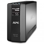 Картинка ИБП APC by Schneider Electric Back-UPS Pro 550VA, BR550GI