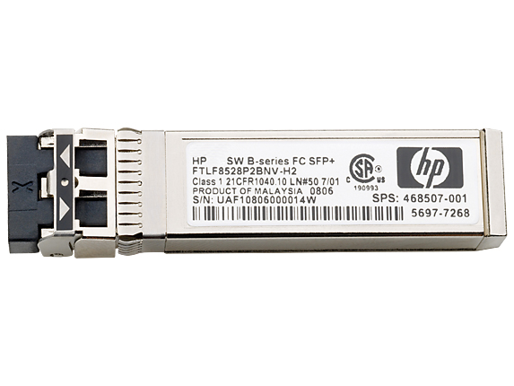 Трансивер HP Enterprise SFP+ iSCSI 1 Гбит/с , C8S75A