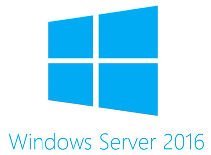 Лицензия на 16 ядер Microsoft Windows Server Standard 2016 Single OLP Бессрочно, 9EM-00118
