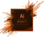Картинка Подписка Adobe Illustrator CC Все языки VIP 12 мес., 65270494BA01A12