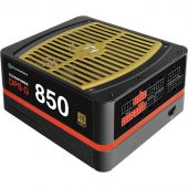 Картинка Блок питания Thermaltake Toughpower DPS G ATX 80+ Gold 850Вт, PS-TPG-0850D-PCPEU