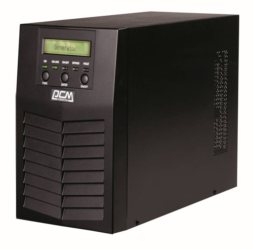 Картинка - 1 ИБП Powercom MACAN 3000VA, Tower, MAS-3000