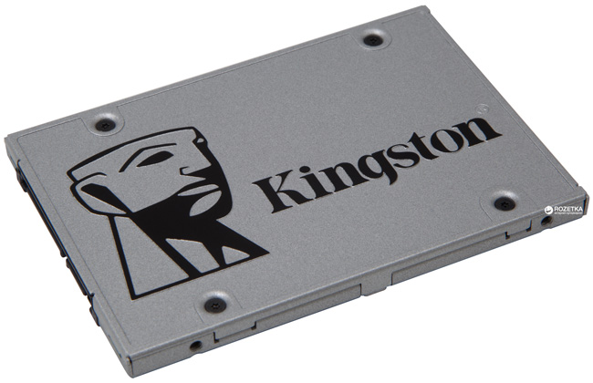 "Диск SSD Kingston SSDNow UV400 2.5"" 240GB SATA III (6Gb/s), SUV400S37/240G"