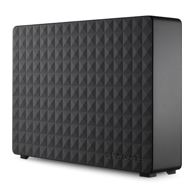 "Внешний диск HDD Seagate Expansion Desk 4TB 3.5"" USB 3.0 Чёрный, STEB4000200"