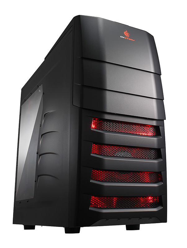 Корпус Cooler Master Enforcer Miditower Без БП Чёрный, SGC-1000-KWN1