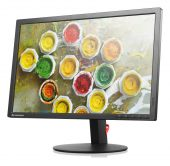 "Картинка Монитор Lenovo ThinkVision T2254p 22"" LED TN Чёрный, 60E1MAR2EU"