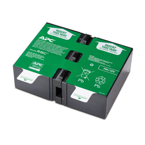 Батарея для ИБП APC by Schneider Electric #123, APCRBC123