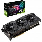 Картинка Видеокарта Asus nVidia GeForce RTX 2060 ROG Strix GDDR6 6GB, ROG-STRIX-RTX2060-O6G-GAMING
