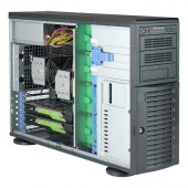 "Картинка Серверная платформа Supermicro SuperWorkstation 7049A-T Rack/Tower 4U 2xLGA 3647 8x3.5"", SYS-7049A-T"
