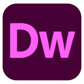 Картинка Подписка Adobe Dreamweaver CC Все языки VIP 12 мес., 65297796BA01A12