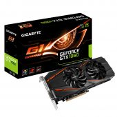 Картинка Видеокарта Gigabyte nVidia GeForce GTX 1060 GDDR5 6GB, GV-N1060G1 GAMING-6GD