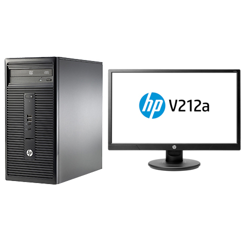 Настольный компьютер HP 280 G1  Microtower, T4R27ES