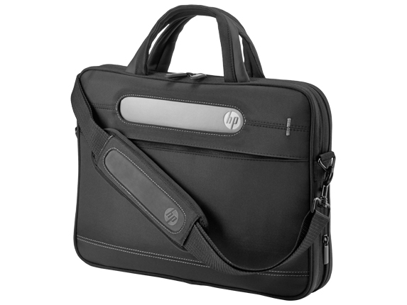 "Сумка HP Business Slim Top Load 14.1"" Чёрный, H5M91AA"