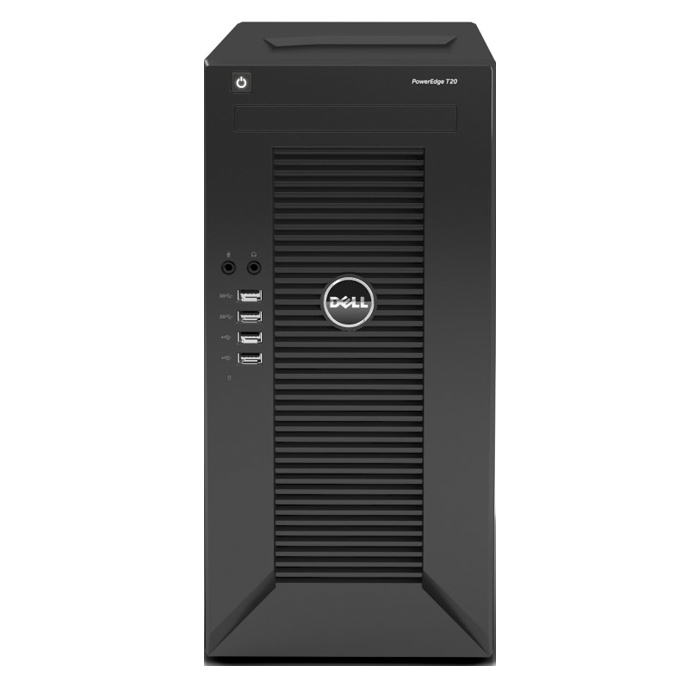"Сервер Dell PowerEdge T20 3.5"" Tower , 210-ACCE-24"