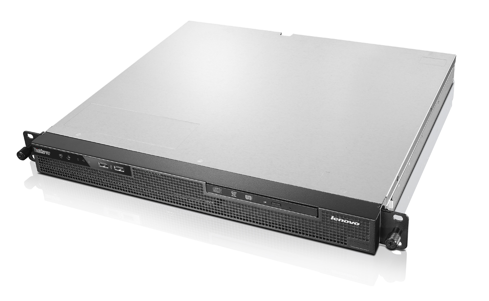"Сервер Lenovo ThinkServer RS140 3.5"" Rack 1U, 70F9001EEA"