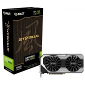 Картинка Видеокарта Palit nVidia GeForce GTX 1060 GDDR5 6GB, PA-GTX1060 SUPER JETSTREAM 6G