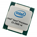Картинка Процессор HP Enterprise Xeon E5-2609v4 1700МГц LGA 2011v3, Oem, 817925-B21