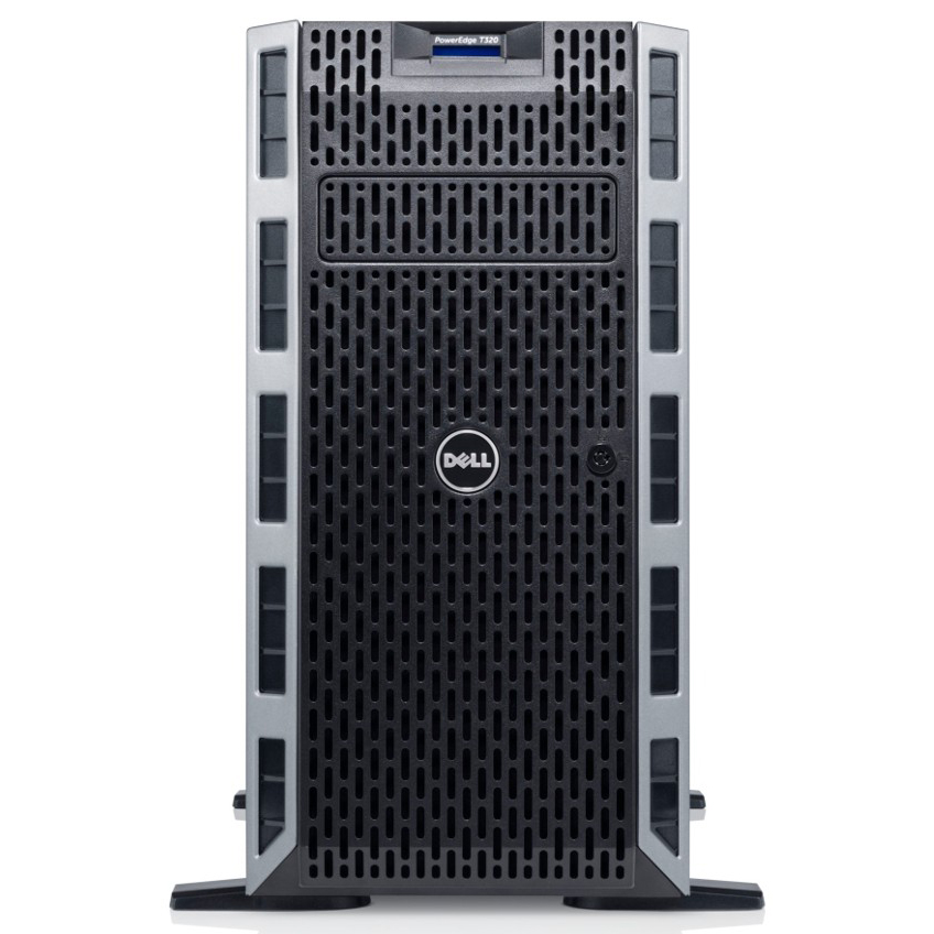 "Сервер Dell PowerEdge T430 2.5"" Tower 5U, T430-ADLR-04T"