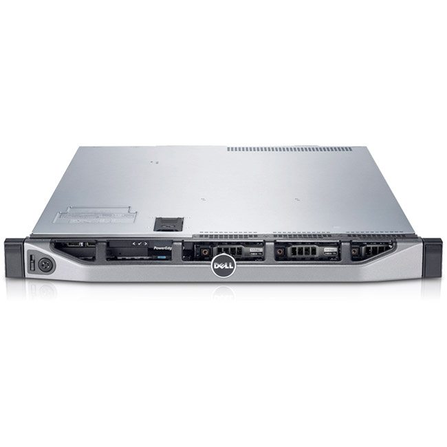 "Сервер Dell PowerEdge R320 2.5"" Rack 1U, 210-ACCX-36"