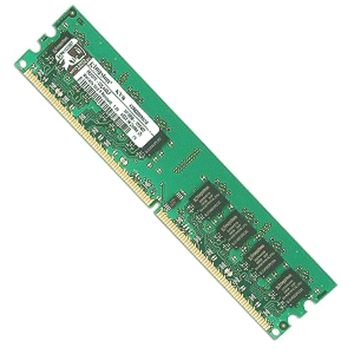 Модуль памяти Kingston ValueRAM 2GB DIMM DDR3 REG 1600MHz, KVR1600D3S8R11S/2G