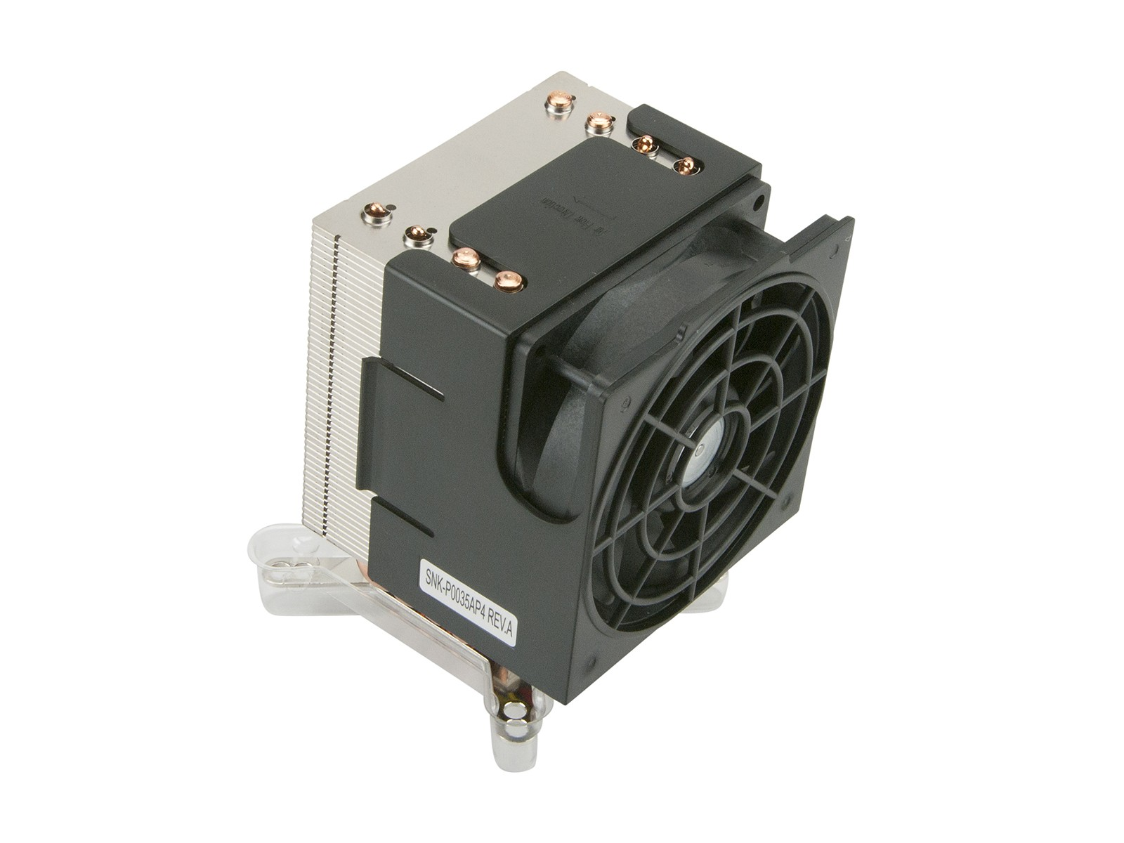 Радиатор Supermicro Heatsink 4U+ 4-pin, SNK-P0035AP4