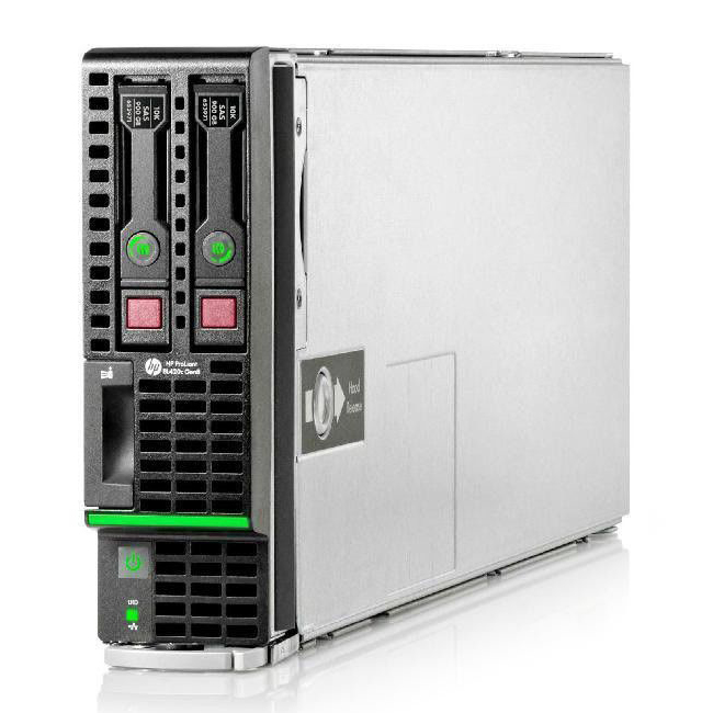 "Картинка - 1 Сервер HP Enterprise ProLiant BL420c Gen8 2.5"" Blade, 668357-B21"