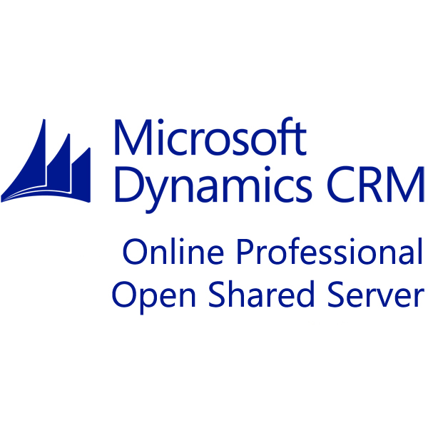 Подписка Microsoft Dynamics CRM Online Pro Open Shared Server Single OLP 12 мес., LX2-00028