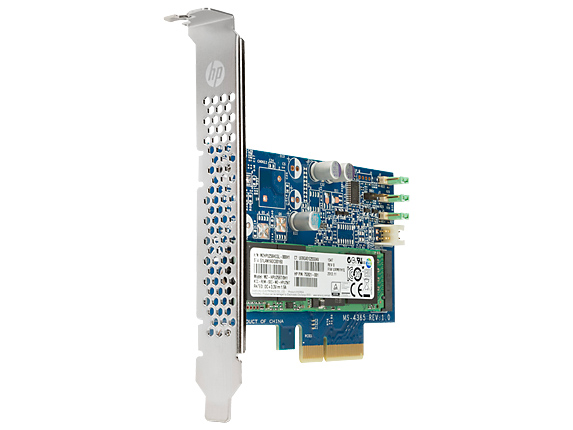 Диск SSD HP Z Turbo Drive PCI-E 256GB PCI-E 2.0x4, N8T11AA