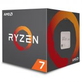 Картинка Процессор AMD Ryzen 7-2700 3200МГц AM4, Box, YD2700BBAFBOX