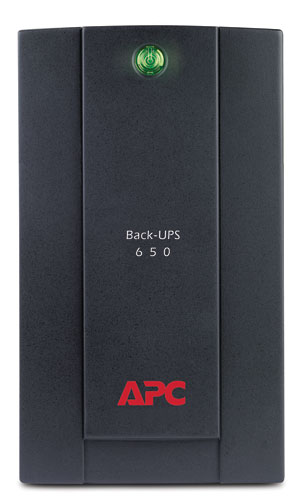 ИБП APC by Schneider Electric Back-UPS 650VA, BX650CI