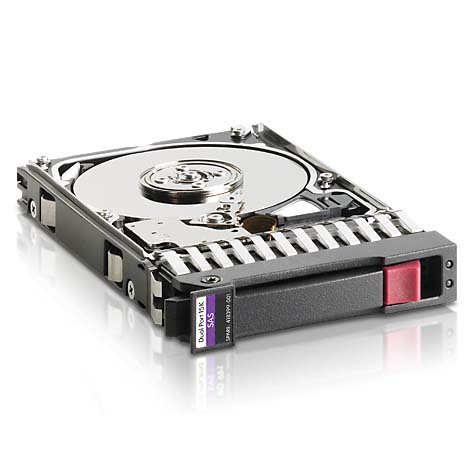 "Диск HDD HP Enterprise Midline SATA II (3Gb/s) 2.5"" 500GB, 507750-B21"