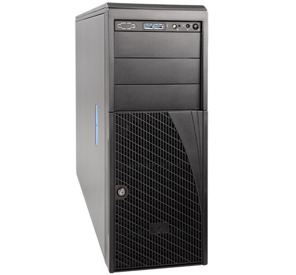 Корпус Intel Union Peak P4000M Tower/Rack 550Вт Чёрный 4U, P4304XXMFEN2