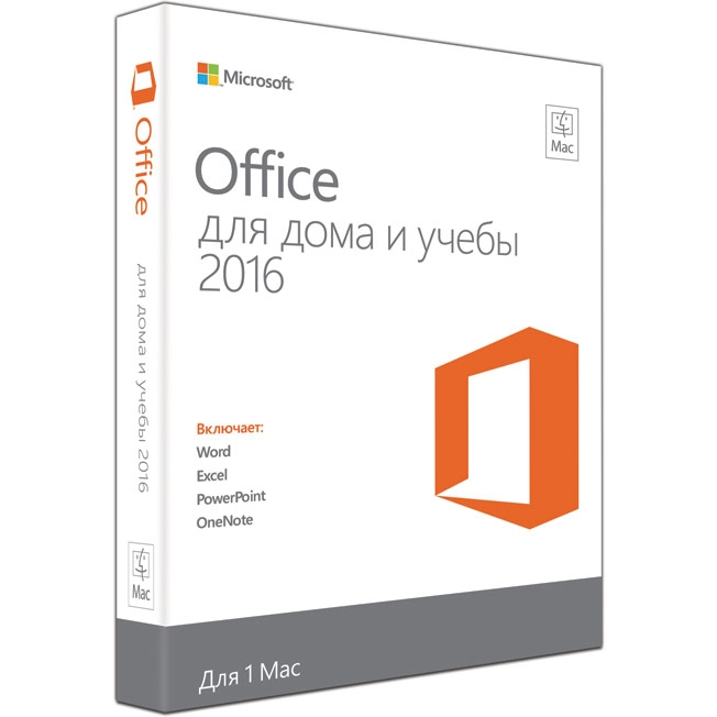 item-slider-more-photo-Фото Право пользования Microsoft Office 2016 Home and Student для Mac Рус. FPP Бессрочно, GZA-00924 - фото 1