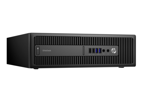 Настольный компьютер HP EliteDesk 800 G2  Desktop SFF, V6K78ES