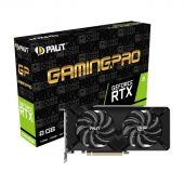 Картинка Видеокарта Palit nVidia GeForce RTX 2060 SUPER GDDR6 8GB, NE6206S019P2-1062A