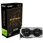 Картинка Видеокарта Palit nVidia GeForce GTX 1060 GDDR5 3GB, PA-GTX1060 JETSTREAM 3G