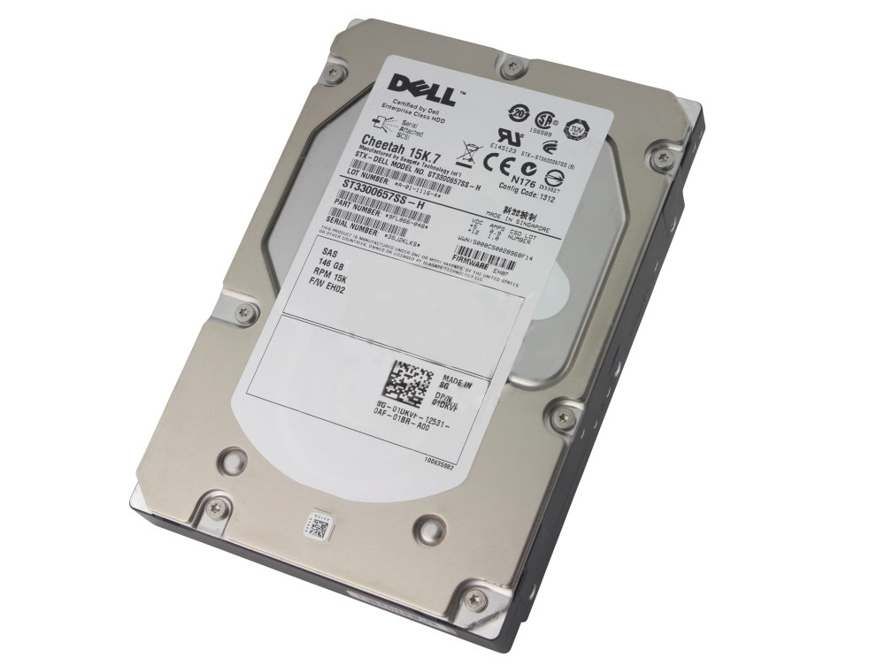 "Диск HDD Dell  SATA III (6Gb/s) 3.5"" 500GB, 400-25605"