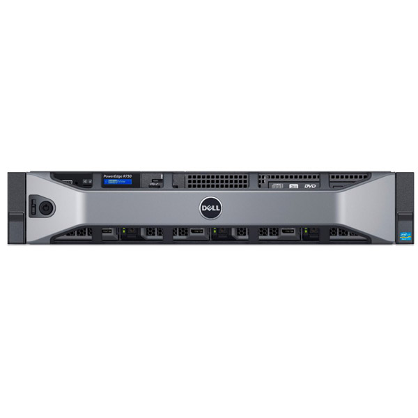 "Сервер Dell PowerEdge R730 3.5"" Rack 2U, 210-ACXU-67"