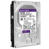 "Картинка Диск HDD WD Purple SATA III (6Gb/s) 3.5"" 8TB, WD81PURZ"