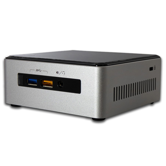 Платформа Intel NUC5I5RYH  Mini PC, BOXNUC5I5RYH