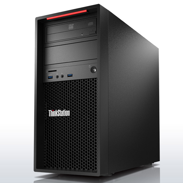 Рабочая станция Lenovo ThinkStation P310 Tower, 30AT000JRU