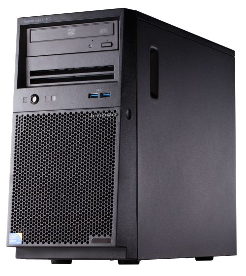 "Сервер Lenovo x3100 M5 3.5"" Tower 4U, 5457K2G"