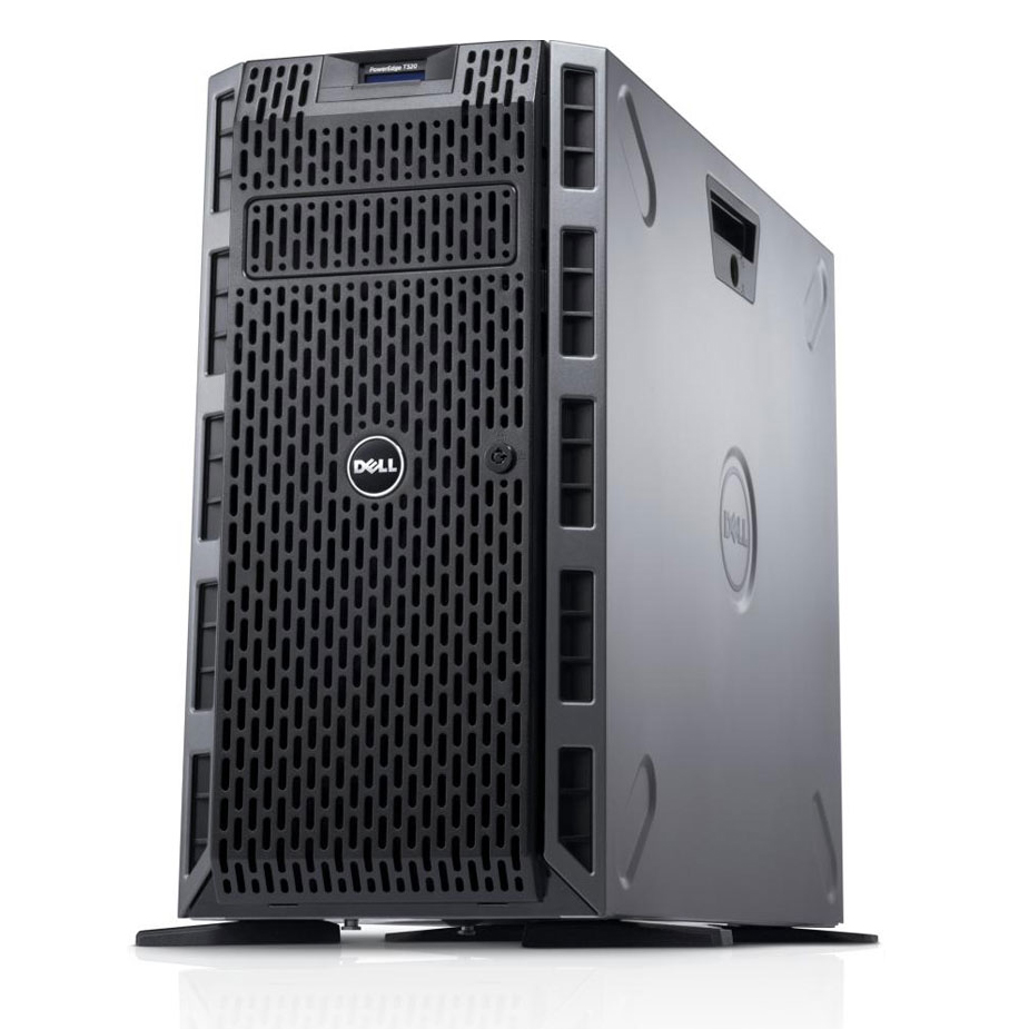 "Сервер Dell PowerEdge T320 2.5"" Tower 5U, 210-ACDX/027"